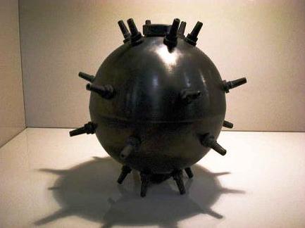 esta bomba puede explotar